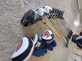 Cleveland Golf Clubs (full set in great condition)