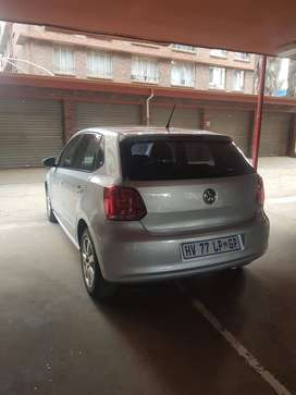 A VW Polo 6 is on sell