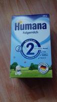 Молочна суміш Humana 2 (хумана)