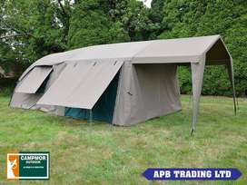Campmor Safari Bush Combo Senior Tent