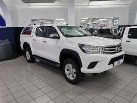 2016 Toyota Hilux 4.0 V6 Raider 4×4 Double Cab A/T