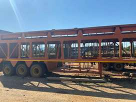 Cane / timber trailer for sale