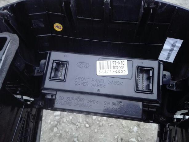 Kia ceed pro 2008r panel ramka radia klimatyzacji kratka klimatronic Wrocław - image 4