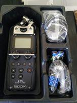 Zoom H5 диктофон, реккордер, Original !!!