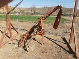 Sekelsnyer / Sickle bar mower for sale