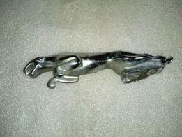 Jaguar statuetka emblemat duzy 20cm