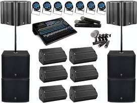 PA SYSTEM AND SOUND HIRE