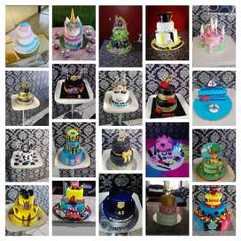 Affordable cakes