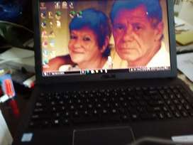 Laptop 2 months old with canon  printer never used