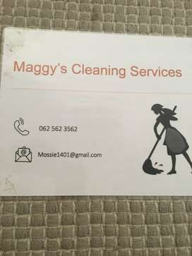 Maggy's cleaning services