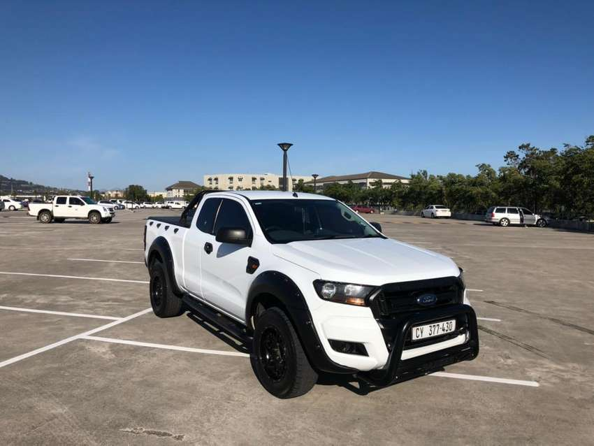 Ford Ranger SuperCab 2016 0