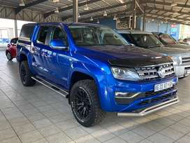 2017 Vw Amarok 3.0 TDI V6 Extreme 4Motion DSG D/C for sale