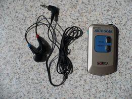 Радио портативное (карманное) MANBO AS-909 с наушниками