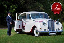Auto na ślub, auta retro do ślubu, samochód zabytkowy Austin Princess