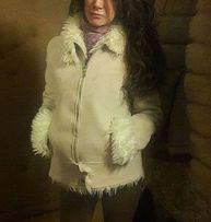 Куртка зимняя. Искусственная дубленка.