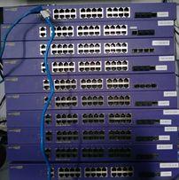 Коммутаторы Extreme Summit X430-24t гигабитные
