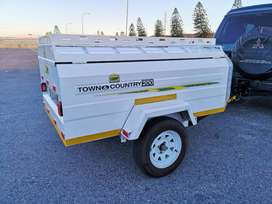 LUGGAGE TRAILER HIRE - WOODLANDS MITCHELL'S PLAIN