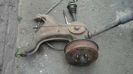 Caravelle  2.6i exclusive  rear suspension for sale