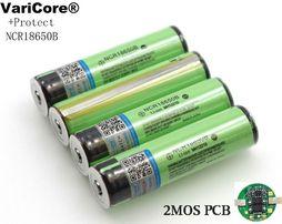 Аккумулятор Panasonic NCR18650B (плата защиты)