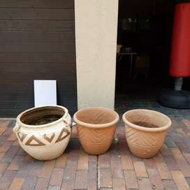 Bargain Pottery Plant Holders