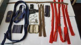 Фурнитура для сумок молнии карабины кольца накладки