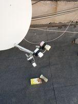 Спутник,Спутниковые , эфирные антенны, Т-2.Ремонт,настройка,установка.