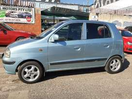 Pre-Owned 2010 Hyundai Atos 1.2 Motion Manual