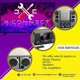 Audio Visual Electronic Repairs & Sales