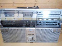 Вінтажний легендарний магнітофон Sharp GF-666Z
