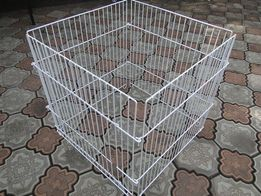 Секционный вольер - манеж для домашних животных (секция от 360 руб.)