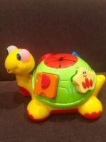 развивающая черепаха