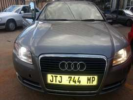 Excellent 2008 Audi A4 2.0 FSI Turbo Automatic