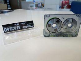 Аудиокассета/кассета Magna с бобинками/катушками reel to reel новая.