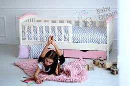 Детская кровать Baby Dream Конфетти