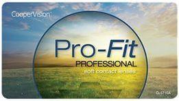 Soczewki Pro-Fit Professional Toric 2x3szt.