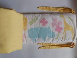 Захист на дитяче ліжечко cottonliving
