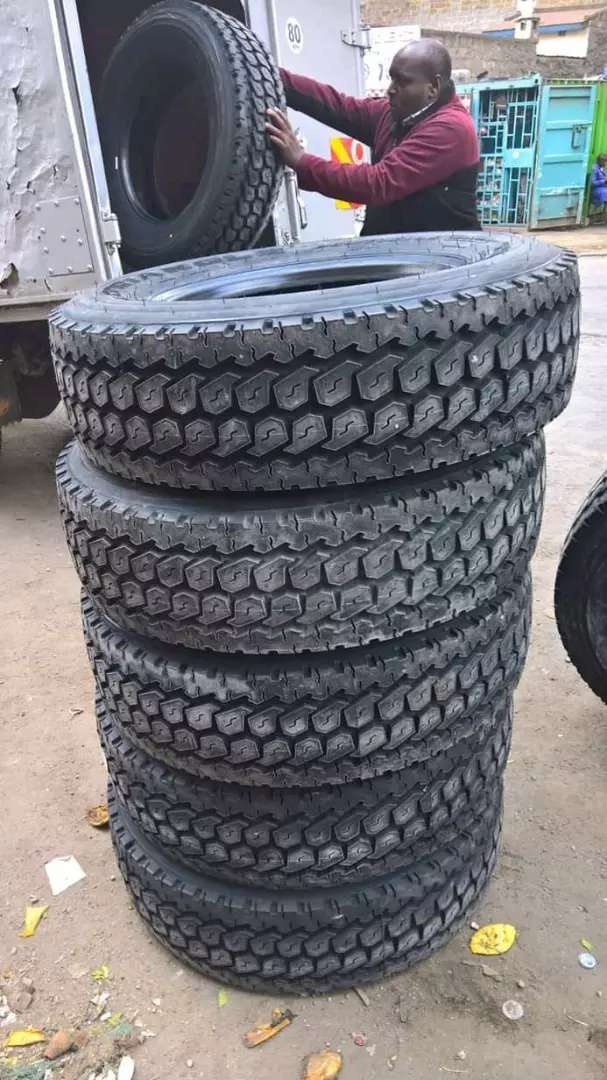 265/70R19.5 Triangle tyres 0