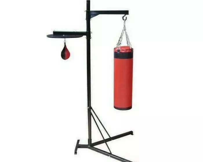 Ball Rack Brand New Boxing Stand 0