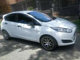 2017 Ford Fiesta 1.6 Automatic