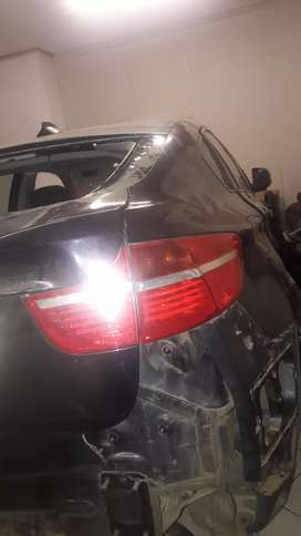 X6 bmw for striping now