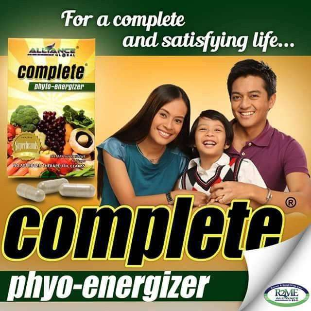 Complete phyto energizer 0