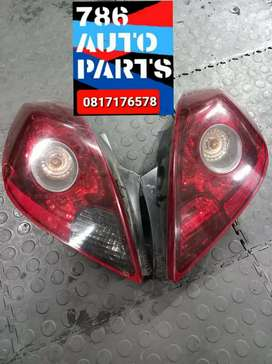 Opel Corsa Opc tail lamps