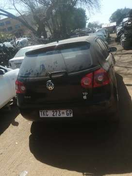 VW Golf 5 for Stripping