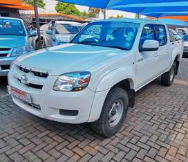 2009 MAZDA BT 50 2.5TDI DOUBLE CAB
