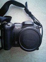 Фотоаппарат Canon на зап.части с сумкой