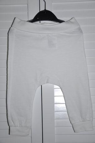 H&M Zestaw 2 par spodenek joggers 6-9 miesięcy 68/74cm Wilga - image 4