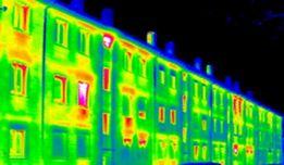 Тепловизор. Обследование квартиры, дома тепловизором