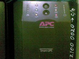 ИБП UPS APC SMART 1500ВА чистая синусоида не исправный