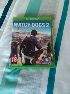 Watch dogs 2 (Xbox one) for SALE