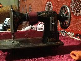 швейна машинка Сінгер ,довоєнна,шиє шкіру